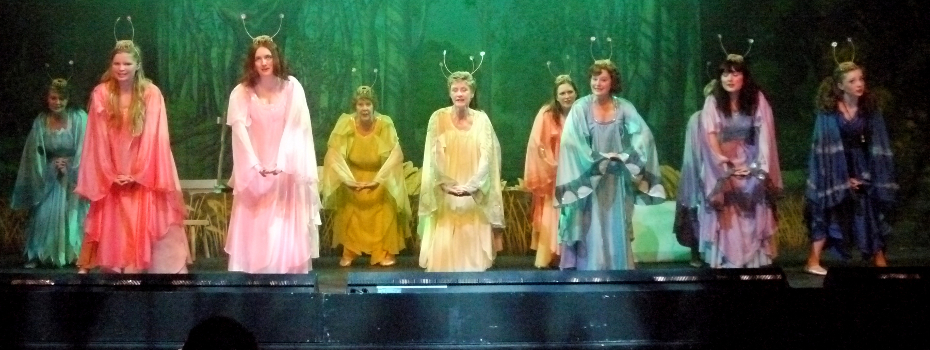 <blockquote><h3>Tripping Hither, Tripping Thither</h3>Iolanthe - 2012</blockquote>