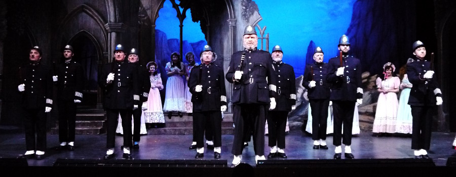 <blockquote><h3>A policeman's lot is not an 'appy one</h3>Pirates of Penzance 2015.</blockquote>